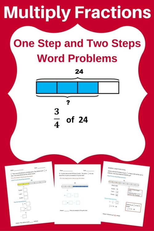 small resolution of 8 Best 5th Grade Math Fractions Worksheets With Answers images on Best  Worksheets Collection