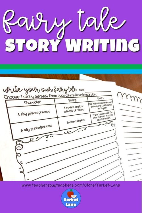 small resolution of Fairy Tale Story Writing Worksheets   Ela 3rd- 5th Grades on Best Worksheets  Collection 5066