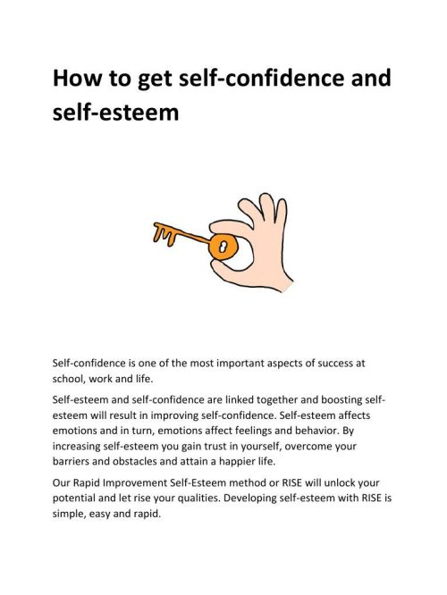small resolution of Self Esteem Worksheets Building Confidence And Self Esteem on Best  Worksheets Collection 6628