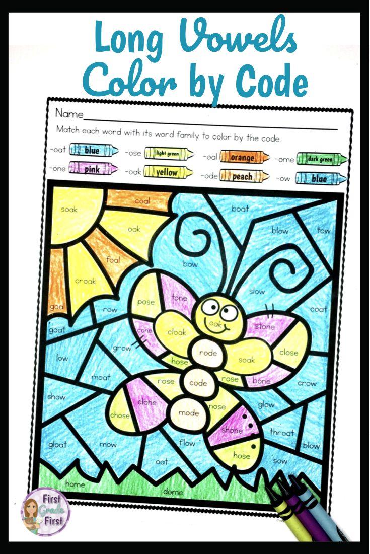 medium resolution of Long Vowels Worksheets   Second Grade   Vowel Worksheets on Best Worksheets  Collection 5993