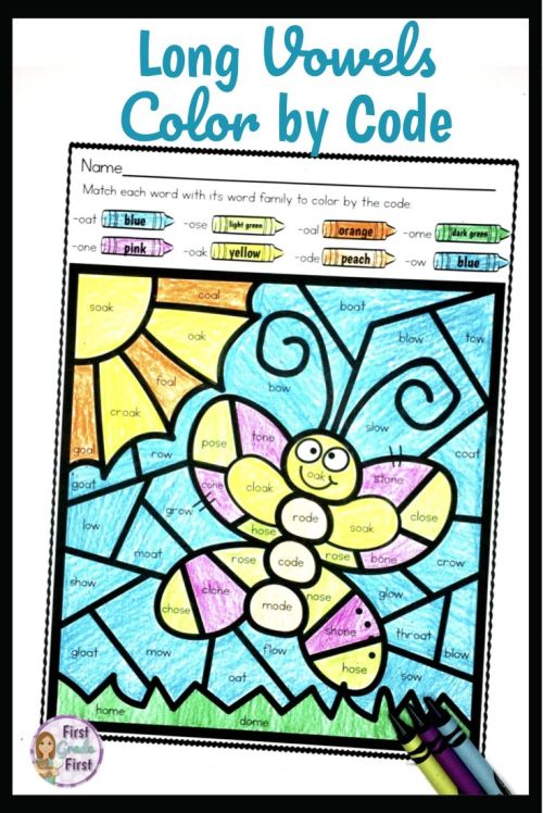 small resolution of Long Vowels Worksheets   Second Grade   Vowel Worksheets on Best Worksheets  Collection 5993