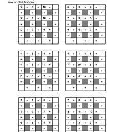 8 Best 8th Grade Math Puzzle Worksheets images on Best Worksheets Collection [ 1024 x 768 Pixel ]