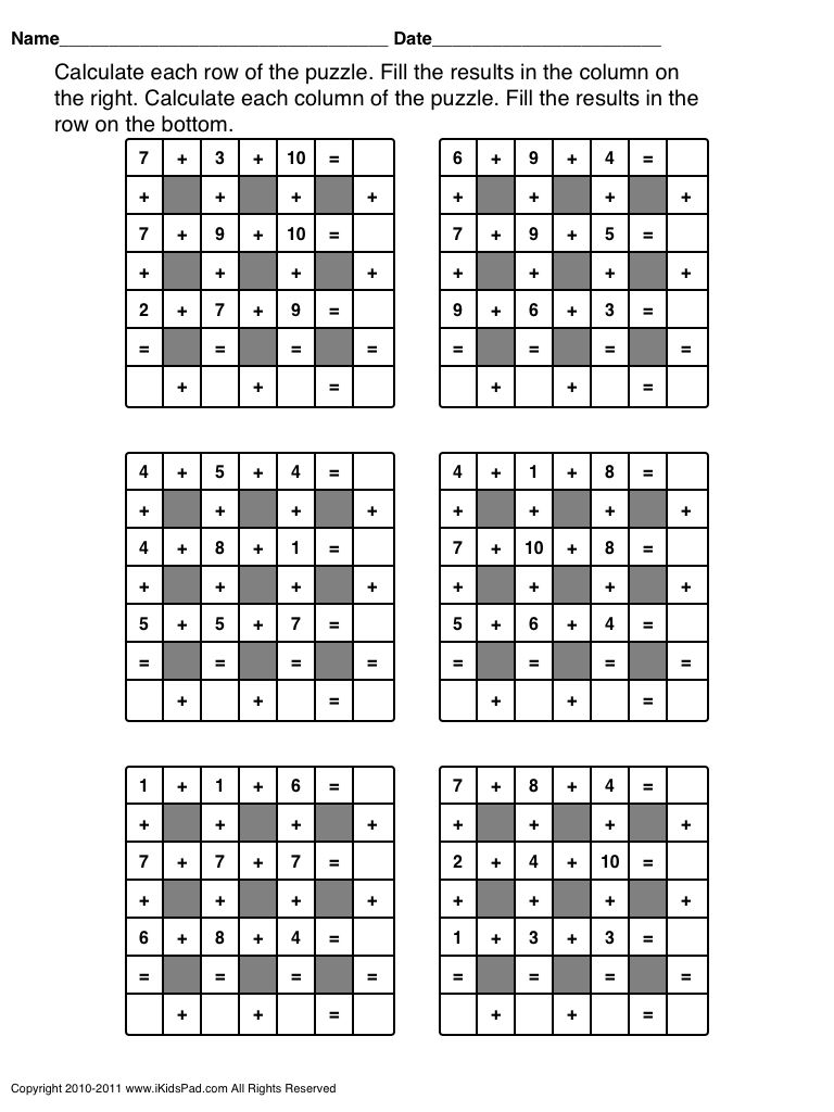 medium resolution of 8 Best 8th Grade Math Puzzle Worksheets images on Best Worksheets Collection