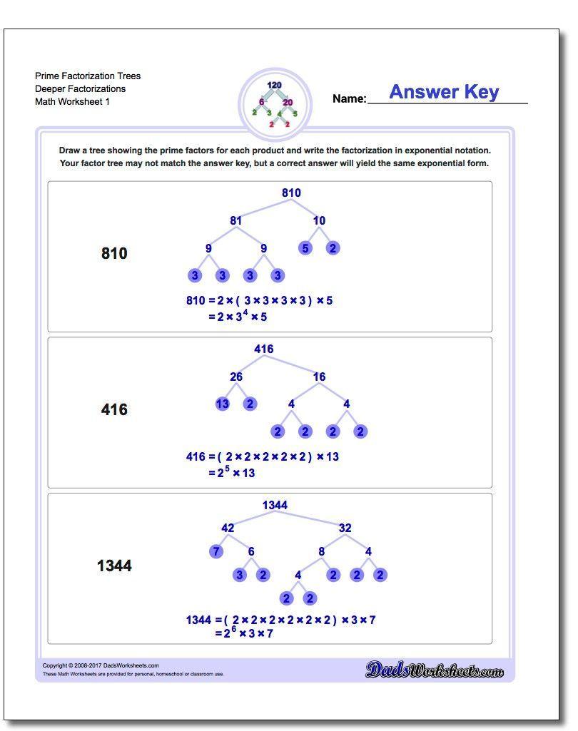 medium resolution of 3 Best Factoring Worksheets images on Best Worksheets Collection