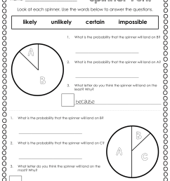 12 Best Experimental Probability Worksheets 7th Grade images on Best  Worksheets Collection [ 1600 x 1236 Pixel ]