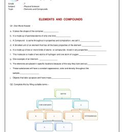6 Best 7th Grade Science Worksheets With Answer Key images on Best  Worksheets Collection [ 1650 x 1275 Pixel ]