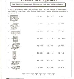 Area Of Polygons Worksheets Free   Finding Area Of Polygons on Best  Worksheets Collection 7385 [ 2338 x 1700 Pixel ]