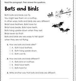 7 Best 3rd Grade Reading Comprehension Printable Worksheets images on Best  Worksheets Collection [ 3192 x 2368 Pixel ]