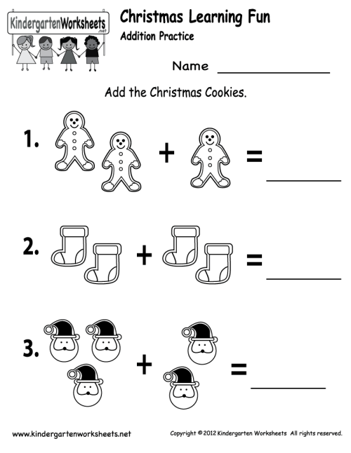 small resolution of 7 Best Christmas Worksheets images on Best Worksheets Collection