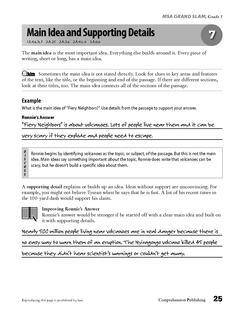 medium resolution of 10 Best Images Of Main Idea Worksheets Main Idea Worksheet Main Idea on  Best Worksheets Collection 4779