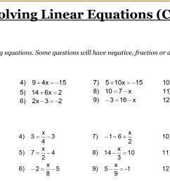19 Best 6th Grade Algebra Equations Worksheets images on Best Worksheets  Collection [ 1438 x 2379 Pixel ]