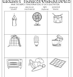 12 Best Energy Worksheets 6th Grade Science images on Best Worksheets  Collection [ 3300 x 2550 Pixel ]