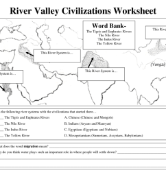 13 Best 6th Grade World History Worksheets images on Best Worksheets  Collection [ 791 x 1024 Pixel ]