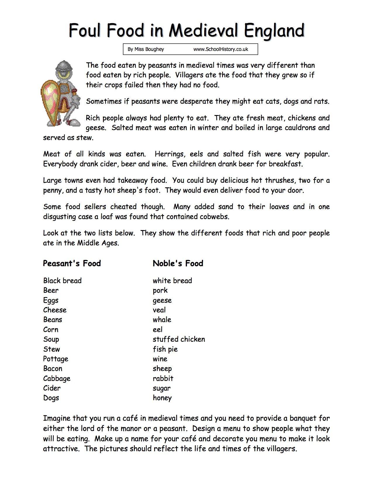 Mangroves Sixth Grade Reading Worksheets