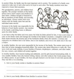11 Best Printable Comprehension Worksheets 6th Grade images on Best  Worksheets Collection [ 1994 x 1482 Pixel ]