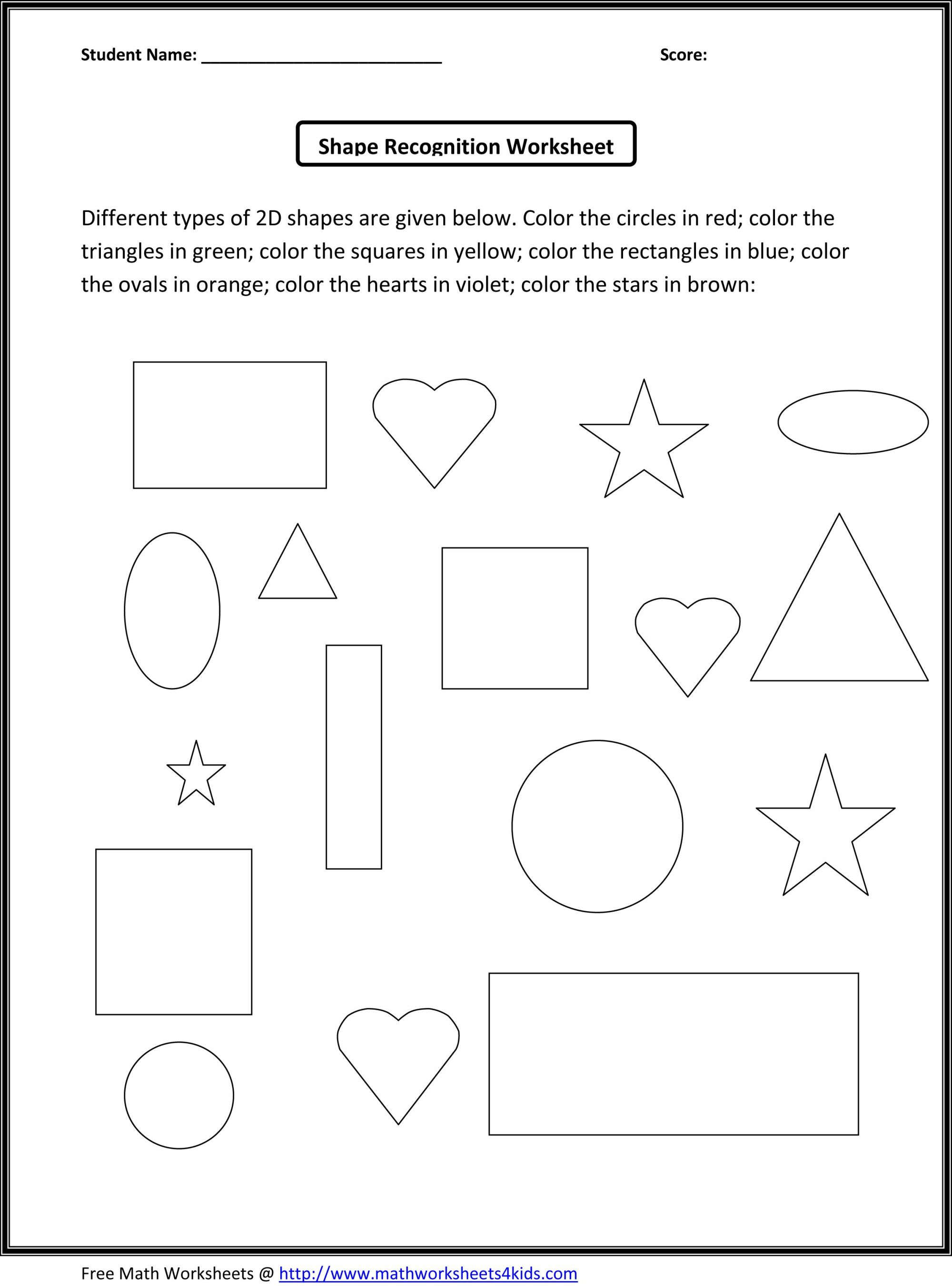 hight resolution of 18 Best Rectangles Triangles Worksheets images on Best Worksheets Collection