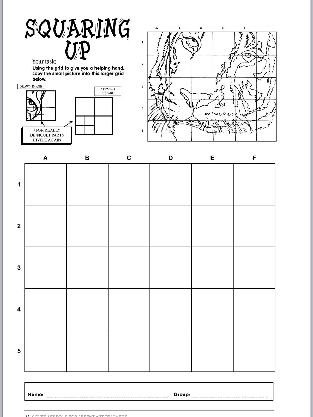 11 Best Fun Worksheets For Middle School Art Images On