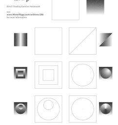 9 Best Shading Art Worksheets images on Best Worksheets Collection [ 1932 x 1500 Pixel ]