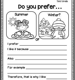 4 Best 4th Grade Worksheets Halloween Story Prompt images on Best Worksheets  Collection [ 1096 x 794 Pixel ]