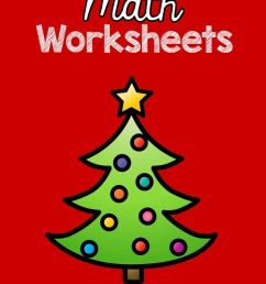 21 Best Christmas Math Worksheets 4th Grade images on Best Worksheets  Collection [ 1440 x 768 Pixel ]