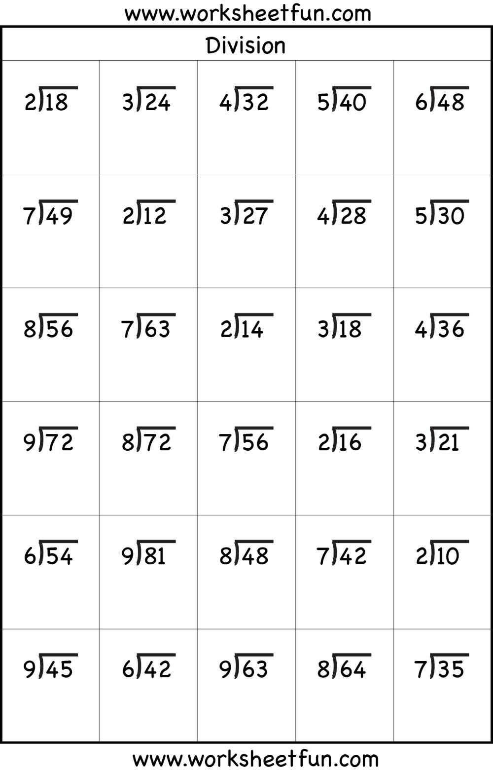 medium resolution of Pin By Dip$ On Divit   Math Division Worksheets
