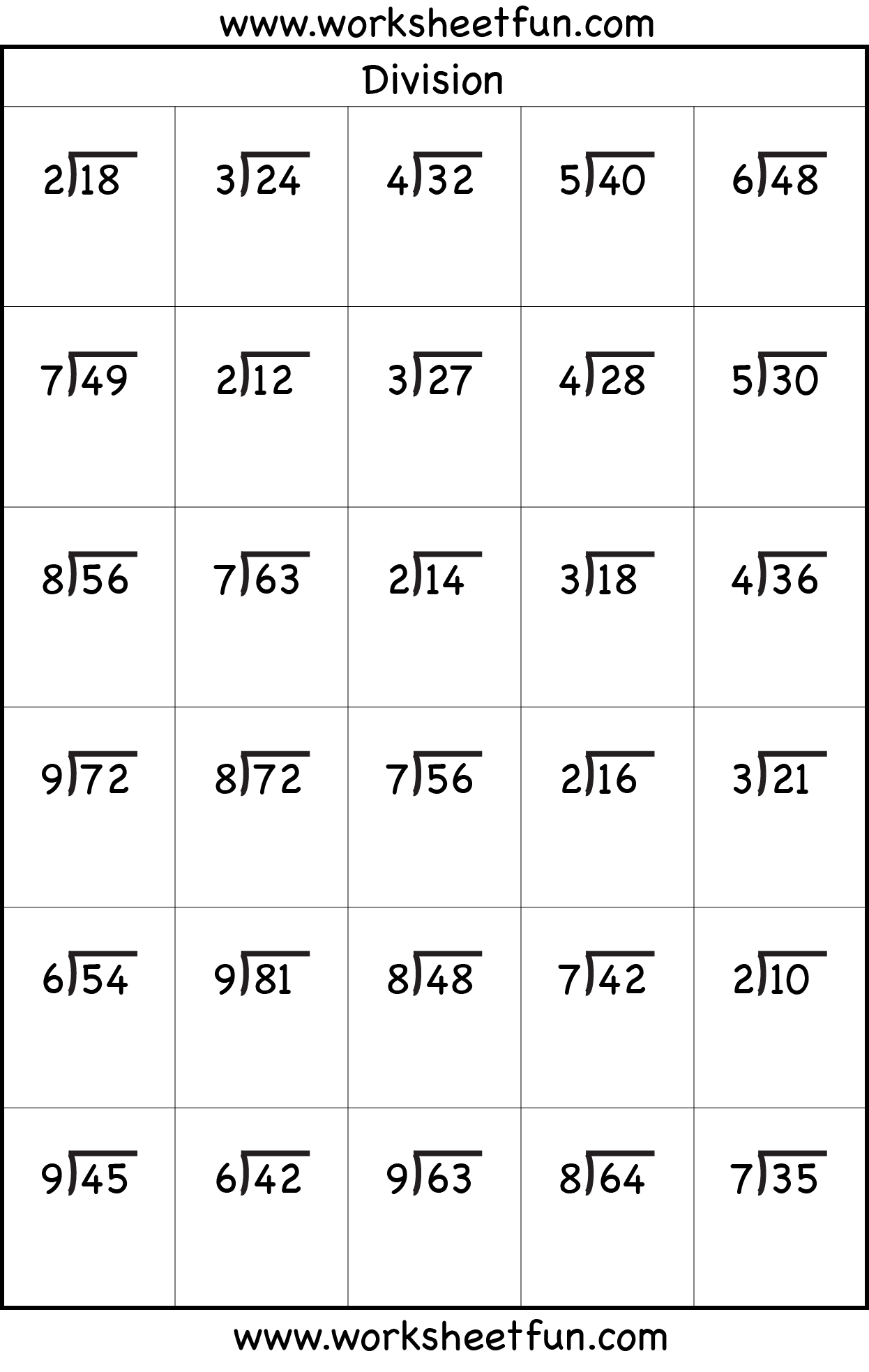 hight resolution of Pin By Dip$ On Divit   Math Division Worksheets