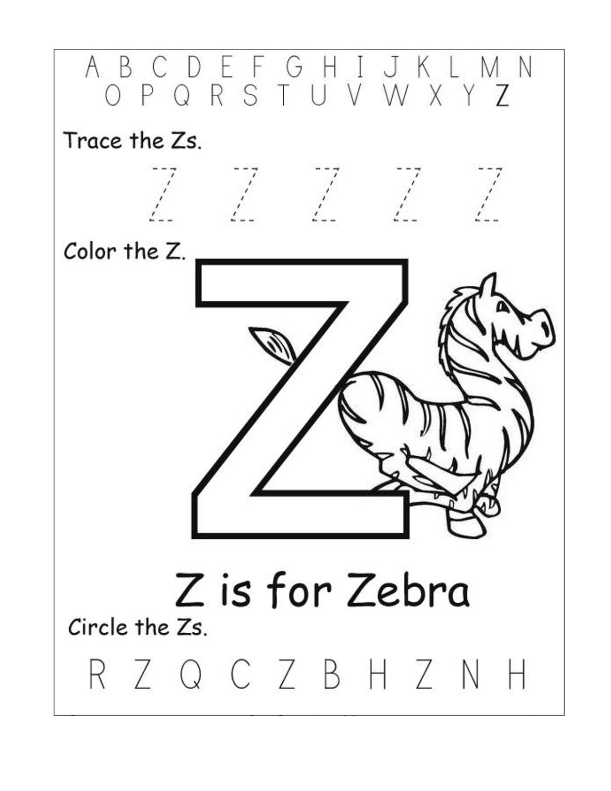 22 Best Alphabet Worksheets Images On Best Worksheets