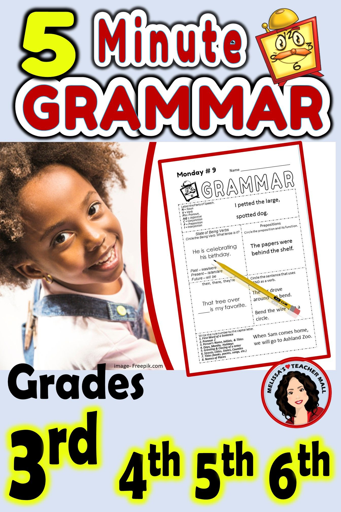 14 Best 5th Grade Grammar Worksheets Images On Best