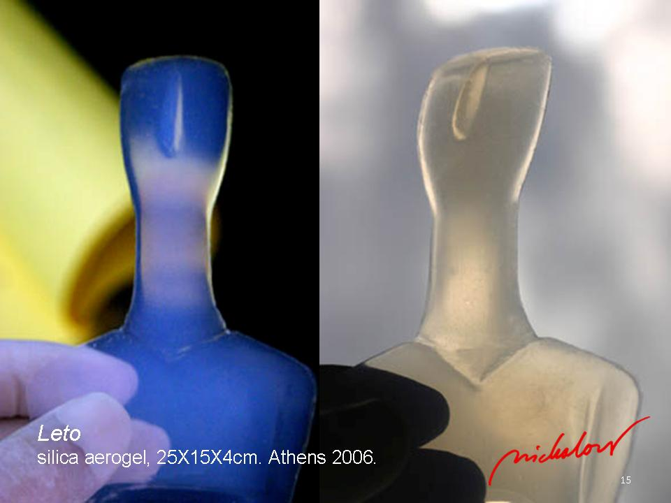 nanoSKY on the Moon - Dr. Ioannis Michaloudis - nano-sculpture - Slide15