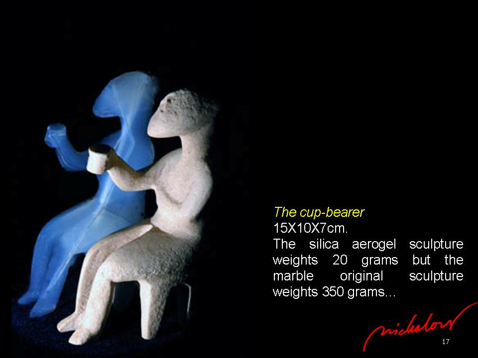 nanoSKY on the Moon - Dr. Ioannis Michaloudis - nano-sculpture - Slide17