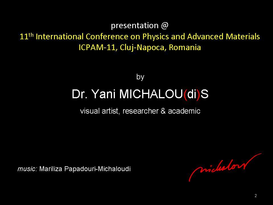 nanoSKY on the Moon - Dr. Ioannis Michaloudis - nano-sculpture - Slide2
