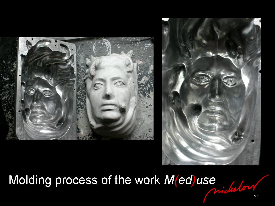 nanoSKY on the Moon - Dr. Ioannis Michaloudis - nano-sculpture - Slide22
