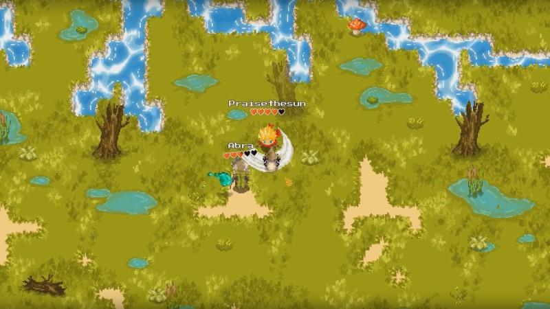 Heroes Ravage questing | Pixel Dinos