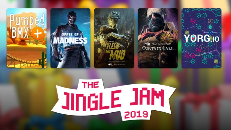 Humble Jingle Jam 2019 Bundle