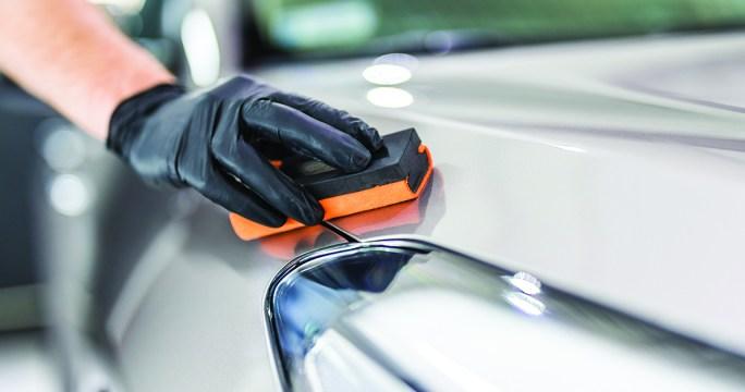 حماية النانوسيراميك للمركبات