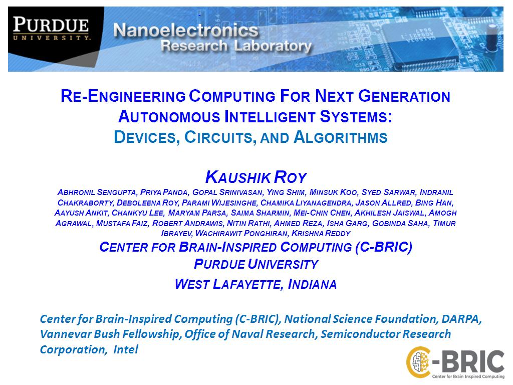 hight resolution of re engineering computing for next generation autonomous intelligent systems devices circuits and