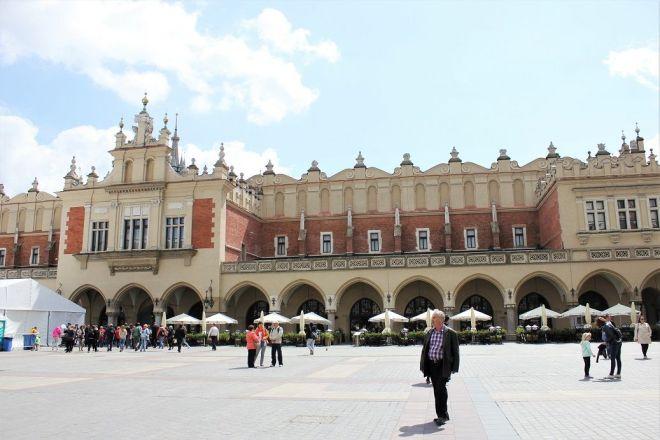 co vidět v Krakově
