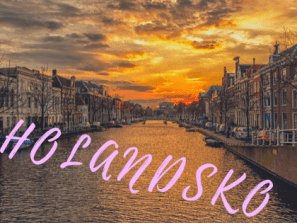 co navštívit v Holandsku