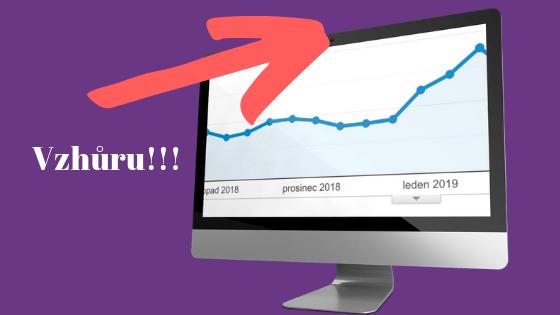 jak zvýšit návštěvnost webu