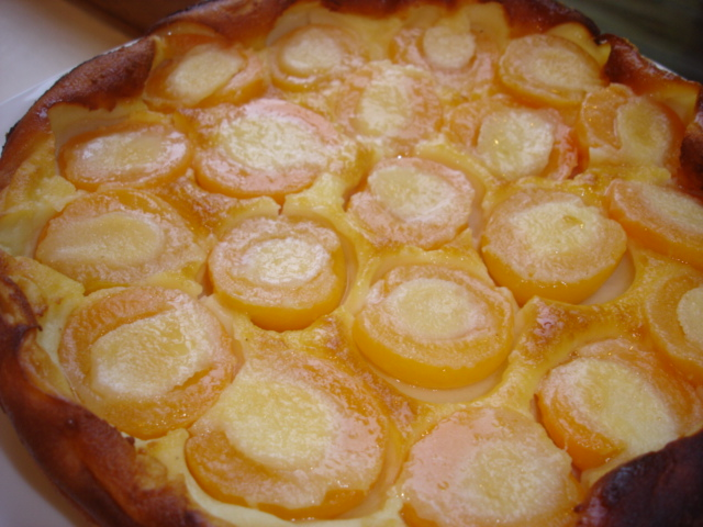 Clafoutis aux abricots easy & Yummy !