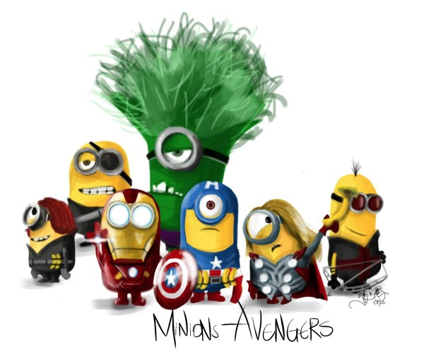 The Magnificent Maddening Marvelous Minion Episode032