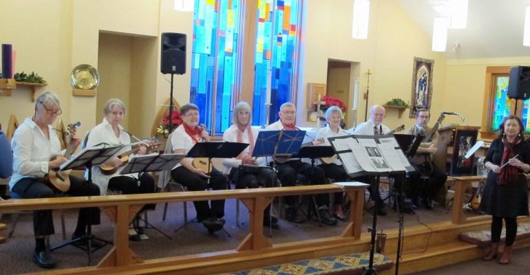Vancouver Island Ukulele Orchestra