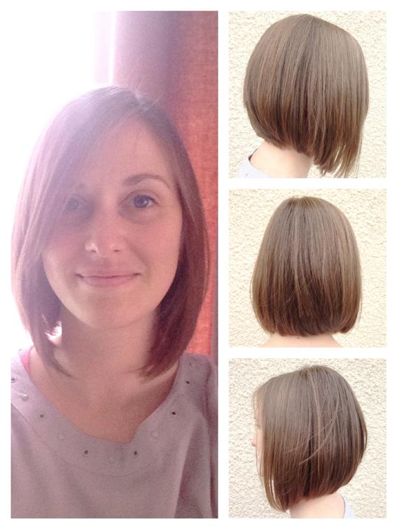 Gratuit Se Couper Les Cheveux Soi Meme Carré Plongeant Long | HumourLa