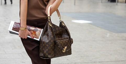 ヴィトンの鞄