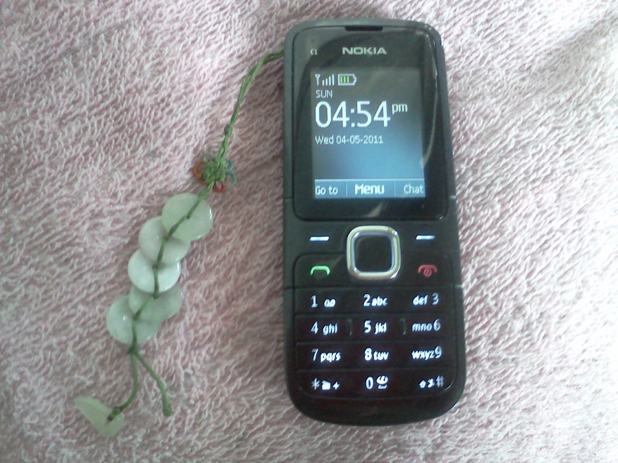 hight resolution of back of nokia c1 01