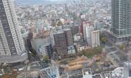 Kobe from 27th floor