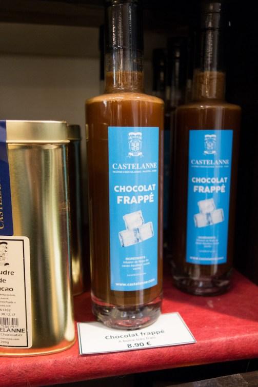 boisson au cacao castelanne