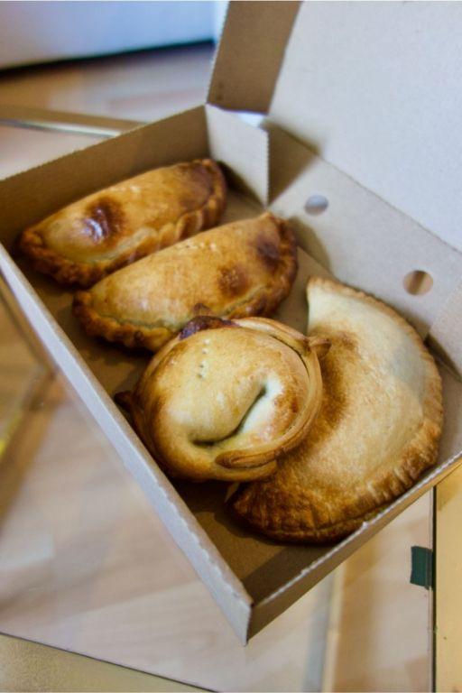 box d'empanadas à nantes
