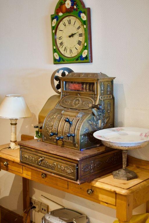 caisse enregistreuse ancienne