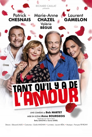 Tant Qu'il Y Aura De L'amour : qu'il, l'amour, QU'IL, L'AMOUR, CHAZEL, CHESNAIS, PALAIS, CONGRES,, MANS,, 72000, Sortir, Nantes, Parisien, Etudiant